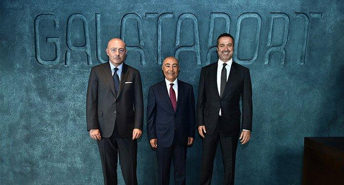 Galataport İstanbul için geri sayım başladı