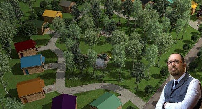 Sarıyer Life Park'ta gastronomi köyü kuruluyor