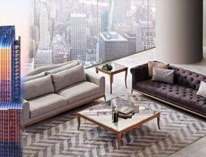 Lazzoni Mobilya New York'ta rezidans tasarladı