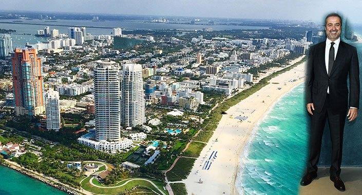 Serdar Bilgili Miami'de imarı değiştirecekmiş