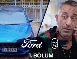 216 Arif Cem Yılmaz'a Yeni Ford Focus yolladı