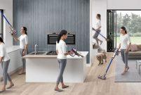Dyson'dan kablosuz süpürgeyle yeni nesil ev temizliği