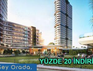 Evora İzmir'de yüzde 20 indirim kampanyası