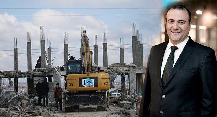 200 bini yıkıldı, 1.2 milyon bina kentsel dönüşüm bekliyor