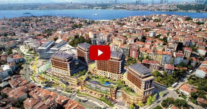 İstanbul'daki yeni hayatın videosu