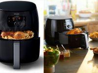 Philips Airfryer ile sağlıklı yemekler hazırlamak çok kolay