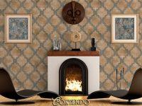 Rustik temalı Ravena duvar kağıdı çeşitleri mağazalarda