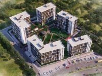Sapphire Hill'de 336 daire ve 20 ticari alan yer alacak