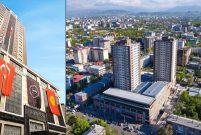 Sheraton Bishkek açıldı