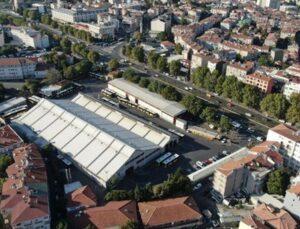 Topkapı'daki İETT Garajı afet toplanma alanı oluyor