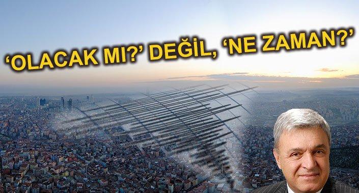 Bu zihniyetle İstanbul, deprem faturasını ağır ödeyecektir