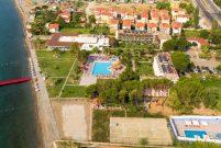 Eraltın Turizm Edremit'te otel yapıyor