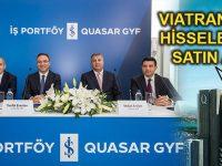 İş Portföy Quasar GYF'de 647 bin dolara 1+1 satıyor
