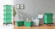 Kaplumbox ürünleri kolay taşınmayı garanti ediyor