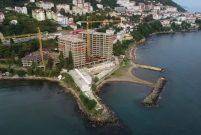Ordu kıyısındaki 17 katkı rezidans yıkılacak