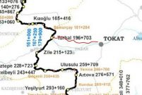 Tokat-Turhal Demiryolu Projesi'ne 947 milyon lira!