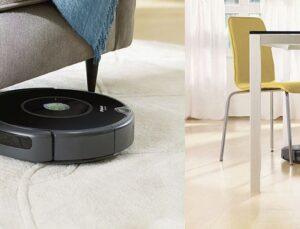 iRobot akıllı süpürgeler temizlik alışkanlığını değiştirecek
