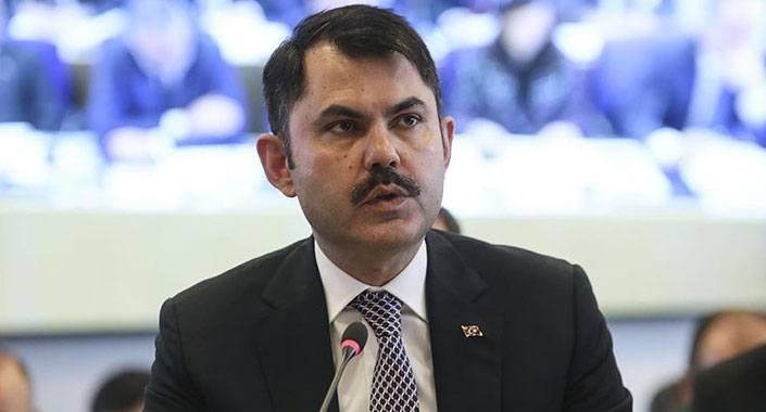 Bakan Kurum: Boğaziçi imara kesinlikle açılmıyor