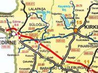 Kırklareli Devlet Yolu için 30 milyon TL'lik kaynak ayrıldı