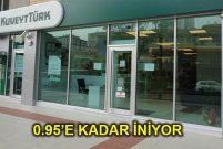 En uygun konut kredisi artık Kuveyt Türk'te