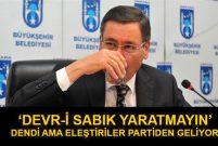 AKP'li başkan sordu: İmar konularında yapılanları anlatayım mı?