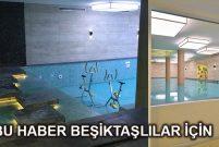BJK Nevzat Demir Tesisi yeniden tasarlandı