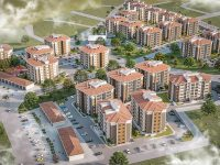 TOKİ Konya Karapınar Evleri 609 konutlu olacak