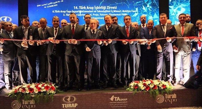 Körfez ülkelerinin Türkiye ilgisi bu fuarda somutlaştı