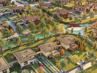 Yeşil Yaka Su projesi 472 villadan oluşacak