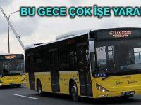 İstanbul metrobüs durakları ve haritası