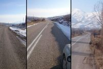 Erzincan-Alpköy yol ayrımı 764 milyon TL'ye yapıldı