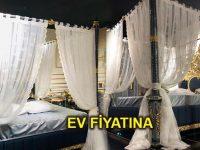 İMOB Fuarı'nda 450 bin TL'lik yatak odası