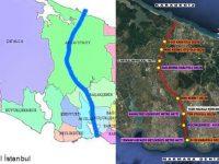 Kanal İstanbul, çevresindeki bölgeleri değerlendiriyor