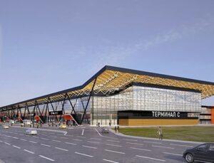 Sheremetyevo Havalimanı C Terminali hizmet girdi