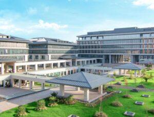 Ümraniye Belediyesi 29 Mayıs Üniversitesi'ne yerleşke yapmış