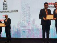 En fazla konut üreten şirketi ödülü Bahaş Holding'e!
