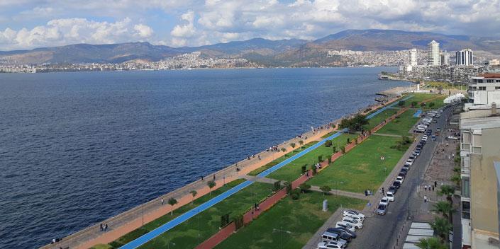 Bir yılda 117 bin kişi İzmir'i terk etti