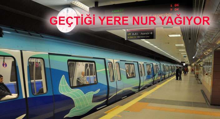 Kabataş-Mahmutbey Metro Hattı fiyatları zıplattı