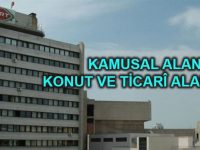 TRT İzmir'in arsası imara açıldı
