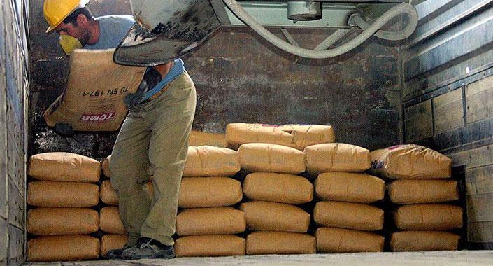 Çimento üretimi geçen yıla oranla yüzde 21 düştü