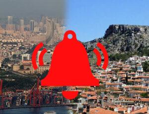 İstanbul ve Muğla için alarm zilleri çalıyor