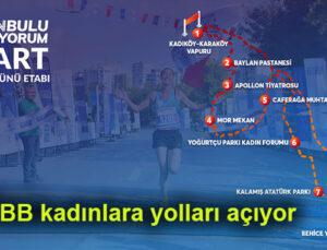 İstanbul'u Koşuyorum serisinin 2020'deki ilk yarışı 8 Mart'ta