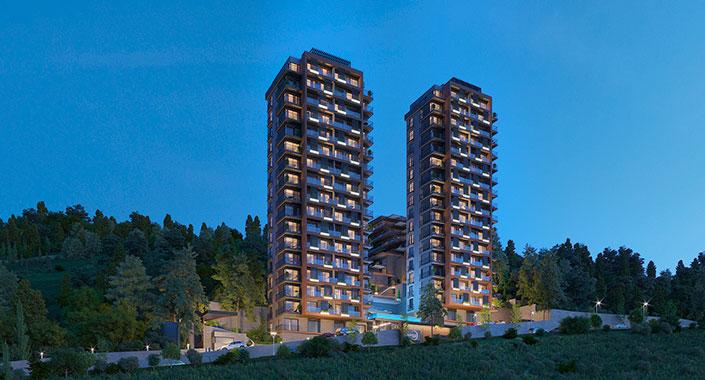 Koru Narlıdere İzmir'e yeni bir yaşam sunuyor