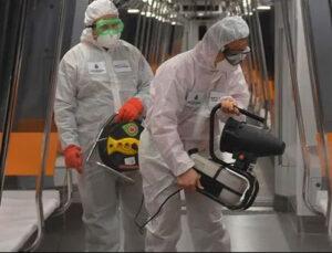 İstanbul metrolarında coronavirus alarmı