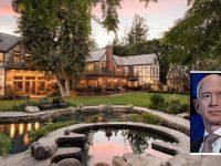 Jeff Bezos Warner malikanesini 165 milyon dolara satın aldı