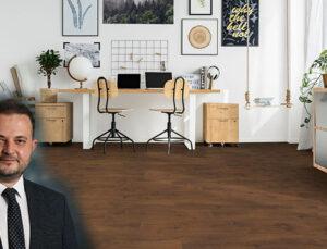 Home office'lerde üretkenliğin yolu ahşap aksamdan geçiyor