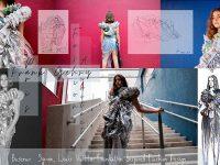 Busenur Simon Mimari Moda Tasarımı Yarışması'nı kazandı