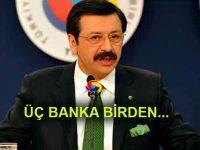 Kamu bankalarından Rifat Hisarcıkloğlu'na cevap geldi