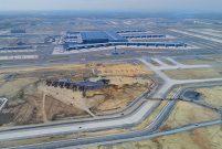 İstanbul Havalimanı 3. pisti için çalışmalar sürüyor