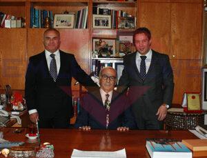 İstanbul Tower'in arsa maliği Kaya Turgut vefat etti